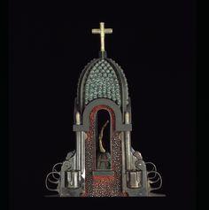 Al Farrow Reliquaries: Trigger Finger of Santo Guerro (VIII)