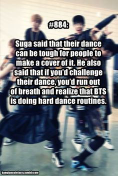 Truuuuue!!! I tried some if their routines and died. I realize I can't do hip hop without looking like a dying squirrel, but those routines are the hardest dances I have ever tried, and I do ballet.