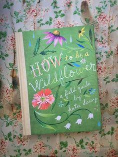 Katie Daisy- flower illustrator