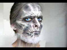 White Walker | Game of Thrones | Make up - YouTube