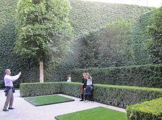 Edmund Hollander Landscape Architects | Abercrombie & Fitch-- Parisian Flagship