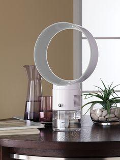 Bladeless Fan Water Air Purifier http://computer-s.com/air-purifiers/air-purifier-reviews-best-budget-room-air-purifier/