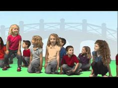 Stand Up, Sit Down Children's song by Patty Shukla (DVD Version)