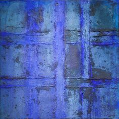 Blu Eden | From a unique collection of abstract paintings at https://www.1stdibs.com/art/paintings/abstract-paintings/