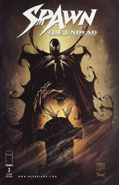 """Images for : Paul Jenkins Plots """"Massive Change"""" as the New Writer of """"Spawn"""" - Comic Book Resources"""