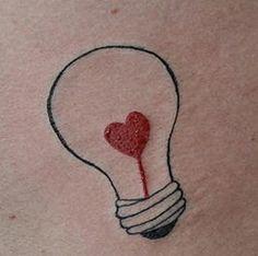 I love my electrician tattoo