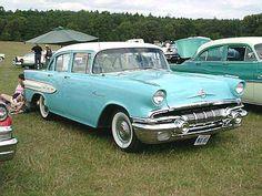 aqua blue.this is a Pontiac