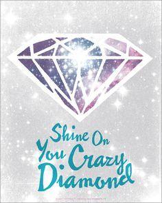Hero Posters - Shine On You Crazy Diamond