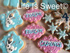 Life is sweet cookie