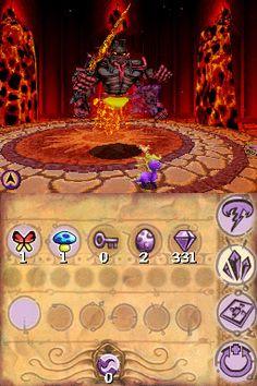 Spyro Shadow Legacy para NDS.Spyro, el pequeño dragón púrpura originalmente creado por Insomniac Games, ha aparecido en muchos juegos diferentes...