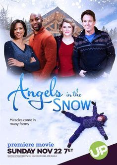 Its a Wonderful Movie - Your Guide to Family Movies on TV: 'Angels in the Snow' an UP Christmas Movie starring Kristy Swanson and Chris Potter Xmas Movies, Family Christmas Movies, Hallmark Christmas Movies, Christmas Shows, 2015 Movies, Hallmark Movies, Family Movies, All Family, Great Movies