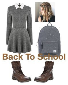 """""""Back To School"""" by bethanie-bl ❤ liked on Polyvore"""