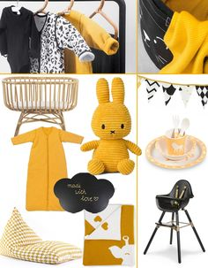 gele babykamer accessoires, babykamer inspiratie geel zwart Baby Needs, Baby Love, Minimalist Baby, Diy Baby Gifts, Yellow Interior, Miffy, Baby Yellow, 2nd Birthday, Birthday Ideas