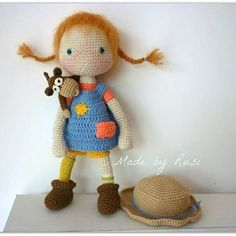 Muñeca Pippi