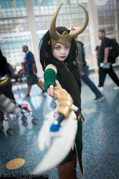 Loki #Comikaze 2015