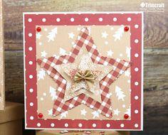 Win the Brand New Dovecraft Christmas Basics Papercraft Collection - Trimcraft