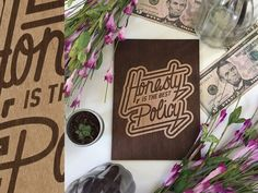 Items similar to Laser Engraved Wood Prints / Honesty is The Best Policy on Etsy Laser Cut Wood, Laser Cutting, Honesty, Wood Print, Laser Engraving, Good Things, Printmaking Ideas, Prints, Wood Ideas