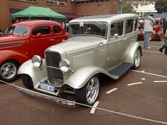 Explore stephenvelden's photos on Flickr. stephenvelden has uploaded 6676 photos to Flickr. Classic Hot Rod, Classic Cars, Vintage Cars, Antique Cars, 1932 Ford, Old Fords, Street Rods, Muscle Cars, Hot Rods