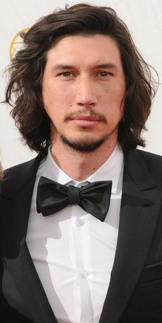Adam Driver. Even his hair is awesome