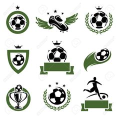 soccer crest template - Google Search