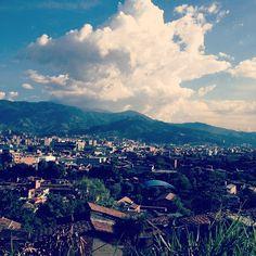 para allá voy! en una semana... medellin, colombia