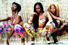 The originator… Patra… bad gal ting! Dance Hall