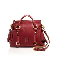 On the Clock: Dooney & Bourke® Florentine Satchel