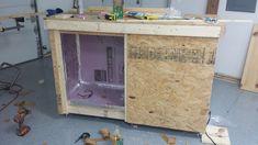 fermentation chamber minus door
