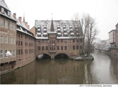 Nuremberg, Germany. I have a picture of me with this exact thing in the background!!