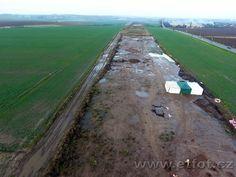 Hradec Kralove D11 Plocha 6 archeology