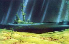 Princesa Mononoke Background (3)