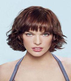Short Hairstyles Celebrity