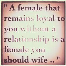 Wish some guys would realize this!