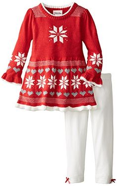 Little Lass Baby-Girls Infant 2 Piece Snowflake Intarsia Sweater Set, Red, 12 Months Little Lass http://www.amazon.com/dp/B00KMUOBEO/ref=cm_sw_r_pi_dp_Jvnyub0MDB363