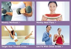 Busy Brides: Drop a Dress Size in 31 Days or Less! - Wedding Diets - Wedding Workouts