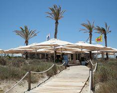 Restaurante Juan y Andrea | El mejor restaurante en la playa de illetas de Formentera