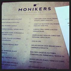 Monikers Hoxton Square