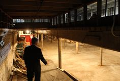 This is the basement of old cotton mill in downtown Tupelo. I think it would be perfect for a speakeasy. Photo courtesy of the Northeast Mississippi Daily Journal.