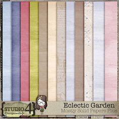 Eclectic Garden - Papers Plus