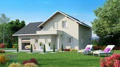 Vente Maison ALBY-SUR-CHERAN - Maison T5 Duplex-Jardin - 4T 2018 - 109 m2  à Alby sur cheran