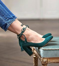 "@real.shoes on Instagram: ""Perfect @sezane 💚 via @__viva_la_moda__ 💚…"""