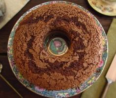 Image of Simple chocolate cake | Food From Portugal