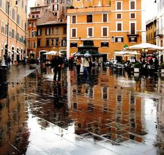 Rain in Rome, Italy | Flickr - Photo Sharing!
