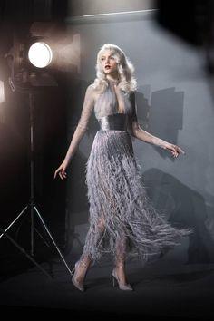 Paolo Sebastian haute couture spring/summer 2019 - Vogue Australia - Julia Home Paolo Sebastian, Spring Couture, Haute Couture Fashion, Vogue Australia, Couture Collection, The Dress, Dream Dress, Beautiful Dresses, Beautiful Models