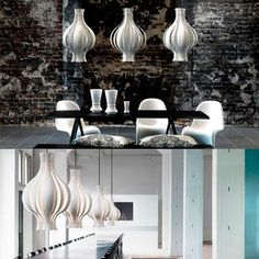 ONION lamp by Verner Panton