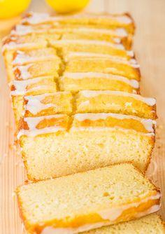 Lemon Loaf - Starbucks Copycat | Community Post: 27 Heavenly Things To Make When Life Gives You Lemons