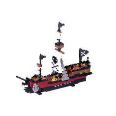 NANO BLOCK : Pirate ship – HYPETOKYO