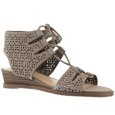 Vince Camuto Women's RETANA smoke show casual wedge sandals