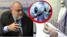 Nuclear Physicist Admits 'Aliens Are Already Here' via @worldtruthtv