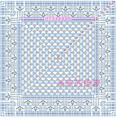With over 160 free crochet squares patterns to make you will never be bored. Granny squares, flower in a square, circles in a square, lace crochet and more! Free Crochet Square, Bobble Crochet, Crochet Blocks, Granny Square Crochet Pattern, Crochet Flower Patterns, Crochet Diagram, Crochet Art, Crochet Squares, Crochet Blanket Patterns